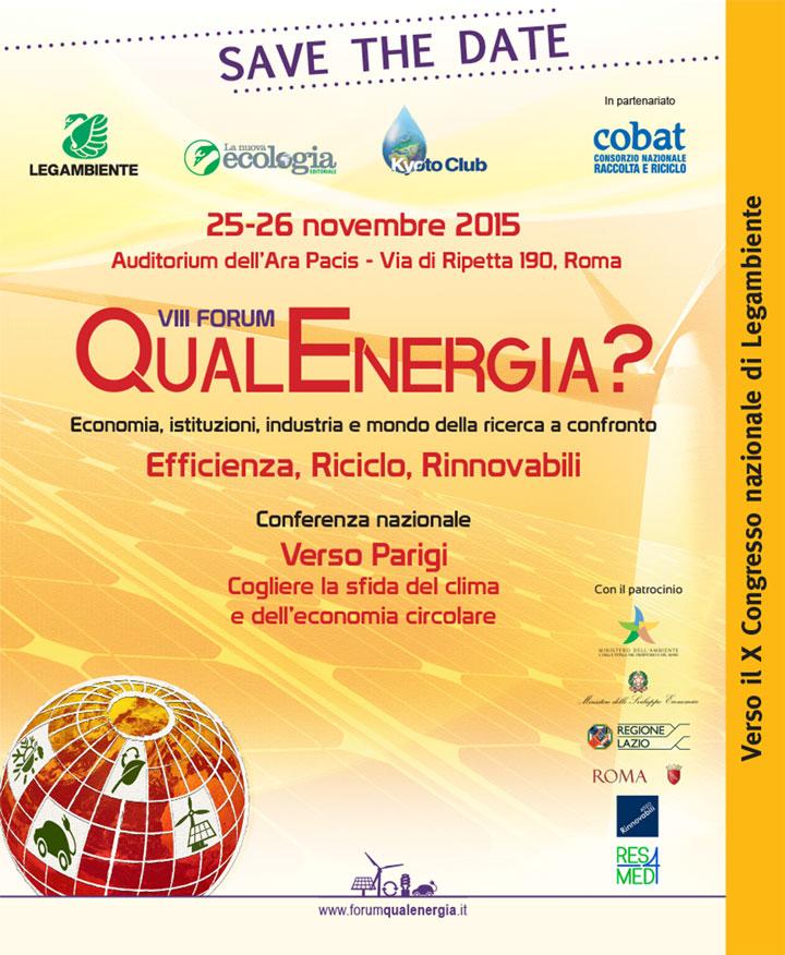 Forum QualEnergia 2015
