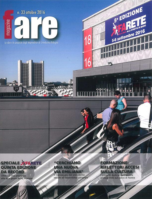 fare magazine n°33 ottobre2016
