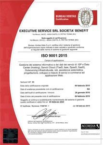 SISTEMA DI GESTIONE INTEGRATO - ISO 9001